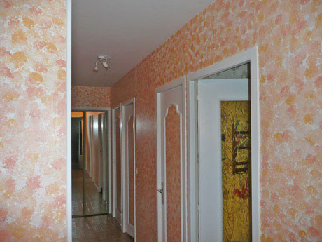 Fondu - Decoration platre couloir ...