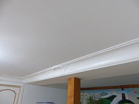 La pl trerie for Plafond en placoplatre