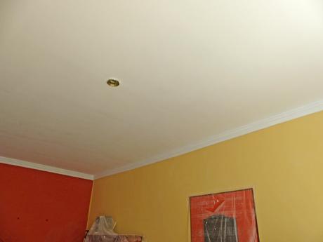 Corniche plafond lumineuse